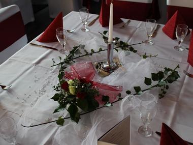 Hochzeit mit 50 Personen