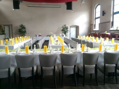 Frühlings-Hochzeit 2015